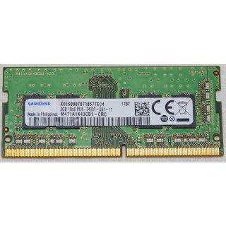 8GB DDR4 SO-DIMM 2400MHz