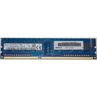 4GB DDR3 DIMM 1600MHz