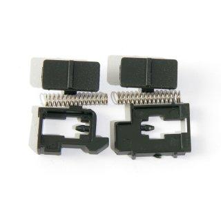 Akkuverschluss X240, X250, X260, links und rechts