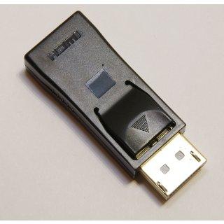Displayport auf HDMI Adapter