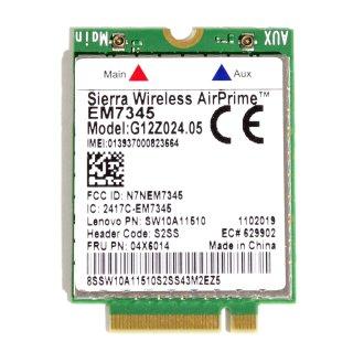 Sierra EM7345 LTE-Modul