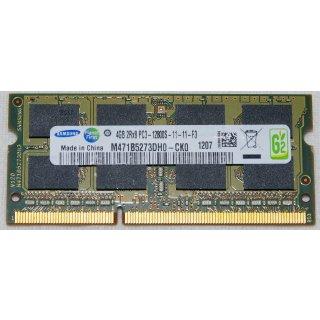 4GB DDR3 SO-DIMM 1600MHz