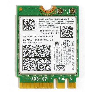 Wireless-AC 7260