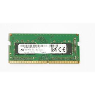 4GB DDR4 SO-DIMM 2133MHz