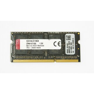 8GB DDR3L SO-DIMM 1866MHz